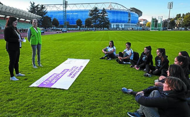 El deporte como prevención y altavoz contra el cáncer de mama