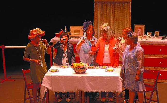Teatro esta tarde con el Oroimenak Taldea, de la Once, en las jornadas de San Joxepe