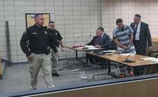 El acusado de asesinar a Celia Barquín declara ante el juez que es inocente