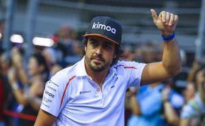 Alonso: «Vamos a uno de mis circuitos favoritos»