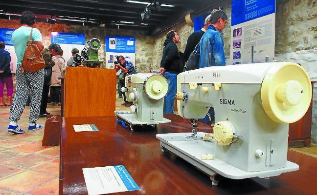 Muestra sobre la industria y la mujer en el Museo de Máquina Herramienta