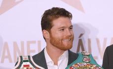 Canelo Álvarez pasa a ser el deportista mejor pagado de la historia
