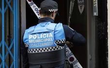 Investigan como violencia de género un incendio con dos heridos graves en Pamplona