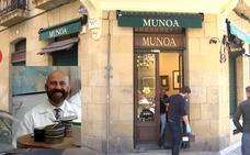 Claudio Munoa: «Ha sido un robo de película»