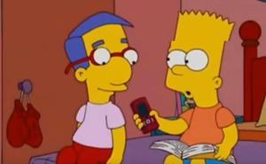 La Ley de Protección de Datos explicada por Los Simpsons