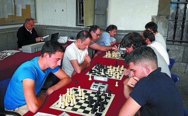 La organización del San Andrés de ajedrez, muy adelantada