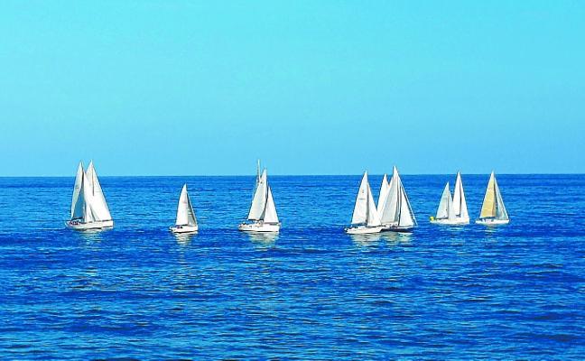 La embarcación Mintaka gana el Trofeo One Sails de vela