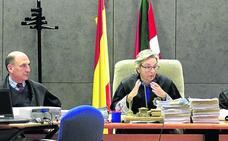 El jefe de la Ertzaintza señala en el juicio a uno de los mandos procesados por el caso Cabacas