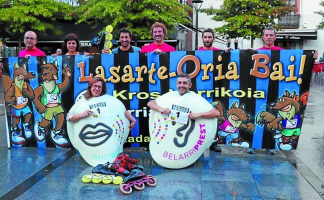 La prueba Lasarte-Oria Bai! Kros Herrikoia se celebrará el domingo 28