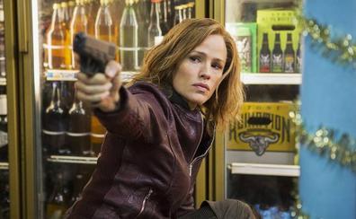 Jennifer Garner se venga del asesino de su familia en 'Matar o morir'