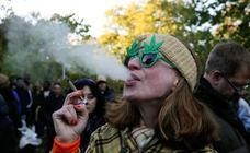 Canadá legaliza la marihuana con fines recreativos