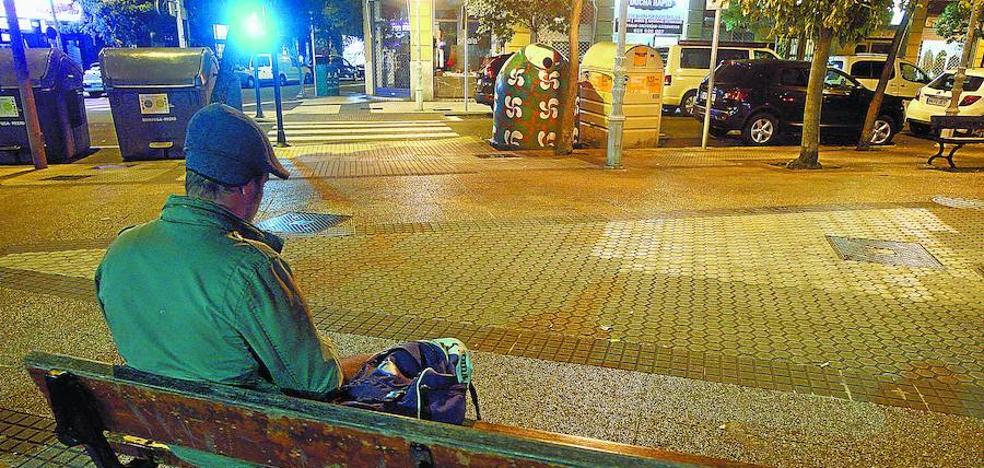 «Vivir en la calle es muy duro, nadie quiere ayudarte»
