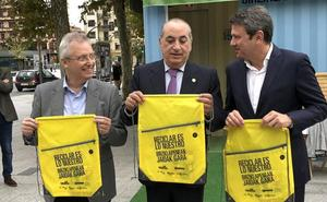 Gipuzkoa se plantea llegar a 10.000 empleos en el sector del reciclaje