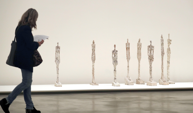 Giacometti, un buscador infatigable