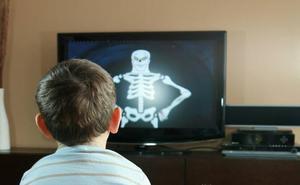Los menores ven más la televisión durante el 'prime time'