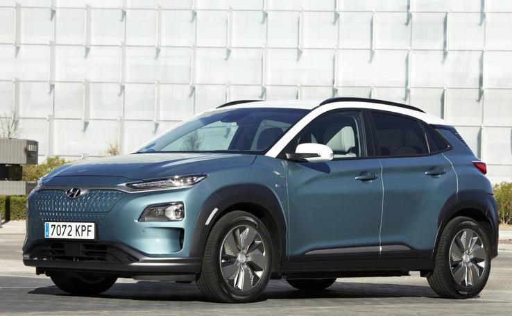 El nuevo Hyundai Kona eléctrico, en imágenes