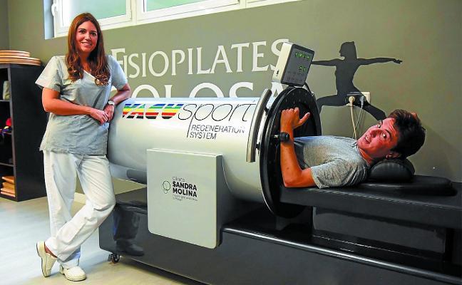 «La tecnología en reahabilitación soluciona muchas patologías»