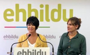 EH Bildu reclamará a Urkullu medidas para pensiones y empleo por 420 millones
