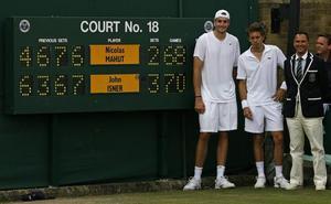 Adiós a los partidos interminables de Wimbledon