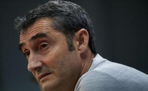 Valverde, sobre Piqué: «Lo único que me fastidia es que su idea no se me haya ocurrido a mí»