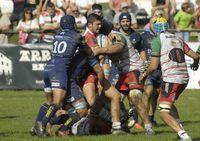 Derrota in extremis del Hernani rugby