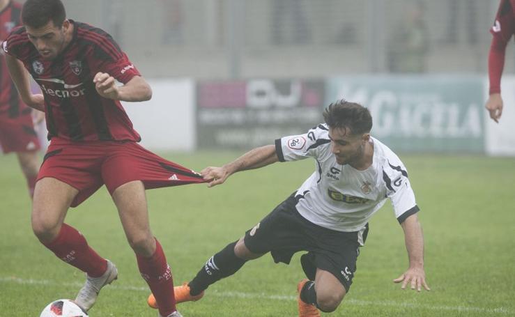 El Real Unión empata ante el Arenas club