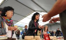 Fiesta del queso en Eibar