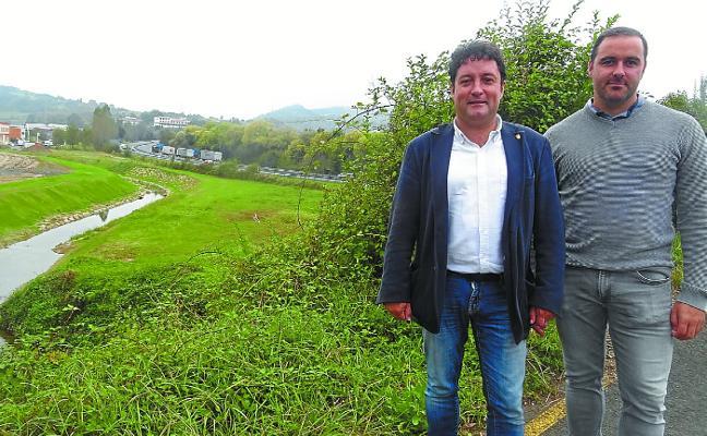 Arranca la segunda fase de la urbanización del polígono Errotaberri