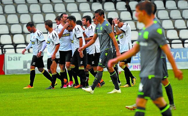 El Real Unión quiere prolongar ante el Arenas de Getxo su buena racha