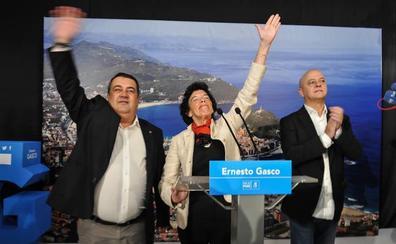 Gasco se postula para lograr una Donostia «abierta al mundo y sin radicalismos»