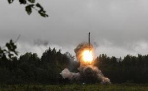 Rusia amenaza a Trump con «medidas militares» si rompe el acuerdo de armas nucleares