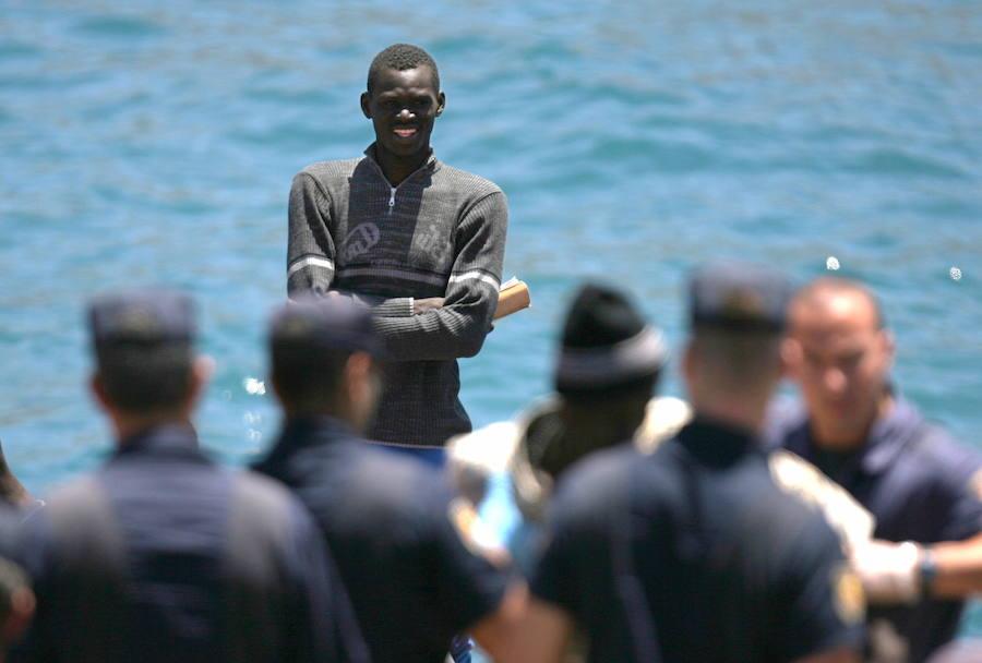 España ha expulsado a casi 90.000 inmigrantes en la última década