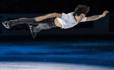 Campeonato de patinaje