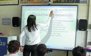 El TC avala que el Estado fije «un tratamiento análogo» del castellano y el euskera en las aulas