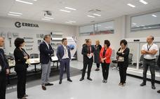 Erreka inaugura su nueva planta de Bergara