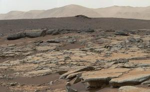 Detectan reservas de oxígeno en Marte que podrían sustentar vida