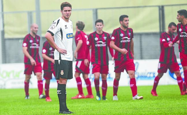 El Real Unión sigue sin cogerle el punto al Stadium Gal