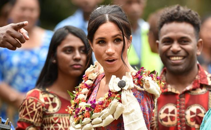 Visita real a Fiyi