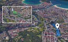 El nuevo acceso a Donostia a los barrios de Intxaurrondo, Egia y Gros se empezará a ejecutar en 2020