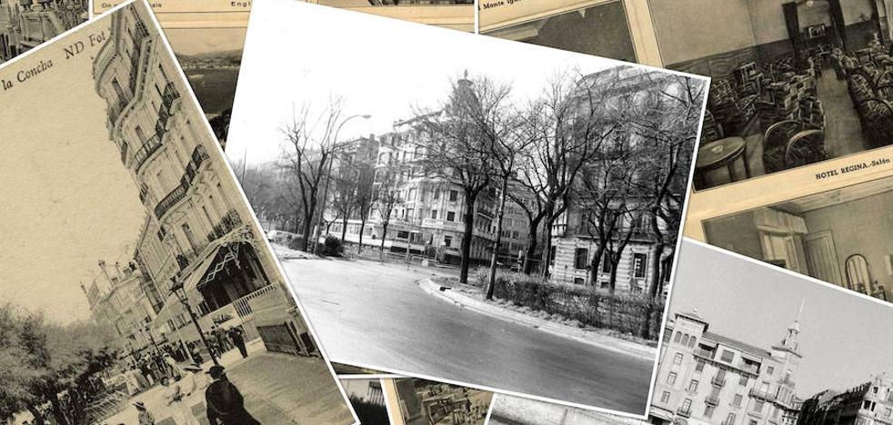 Cinco hoteles que desaparecieron en Donostia
