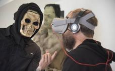 La realidad virtual invita a sentir el terror más terrorífico en Donostia