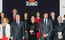 La reina Letizia visita la Seminci
