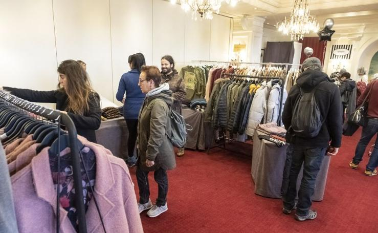 Pop Up de moda en el Hotel Londres