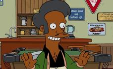Los Simpson eliminan a Apu por políticamente incorrecto