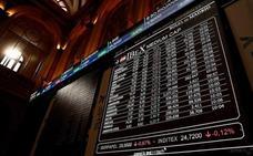 El Ibex-35 rebota un 1% y recupera los 8.800 puntos