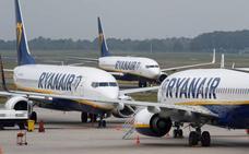 Dos vuelos de Ryanair estuvieron en riesgo de colisionar cerca de Pamplona el 2 de octubre