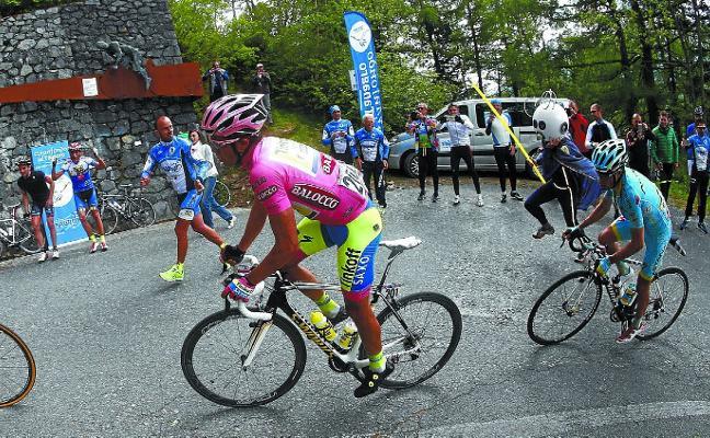 Gavia y Mortirolo, en el amplio menú montañoso del Giro 2019