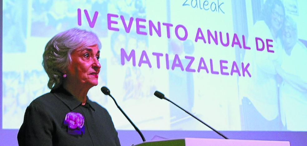 Matiazaleak suma ya 699 voluntarios y prepara nuevos proyectos futuros
