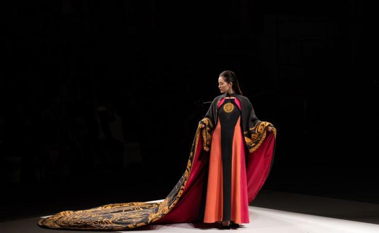 Moda asiática