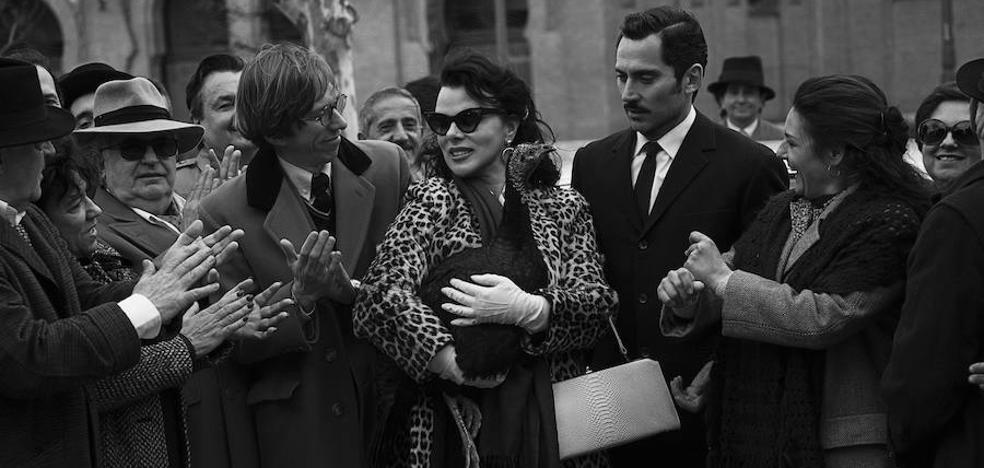Julia Roberts, lo nuevo de Paco León y el final de 'House of Cards', protagonistas de los estrenos seriéfilos de noviembre